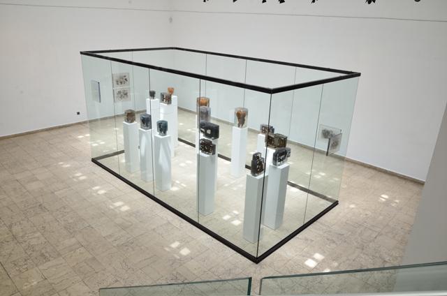 Encapsulation: Forms – Objects – Ideas / exhibition by Pavlin Radevski