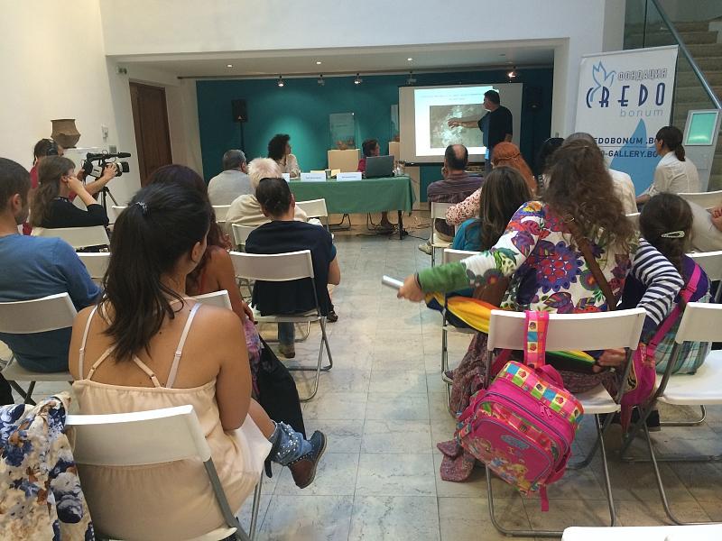"""Дискусия: """"Опазване на тракийското културното наследство"""""""