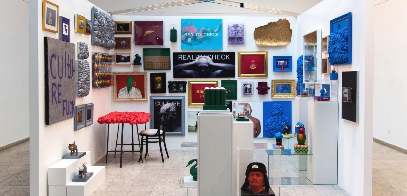 Стаята на Йонко: изложба на Йонко Василев