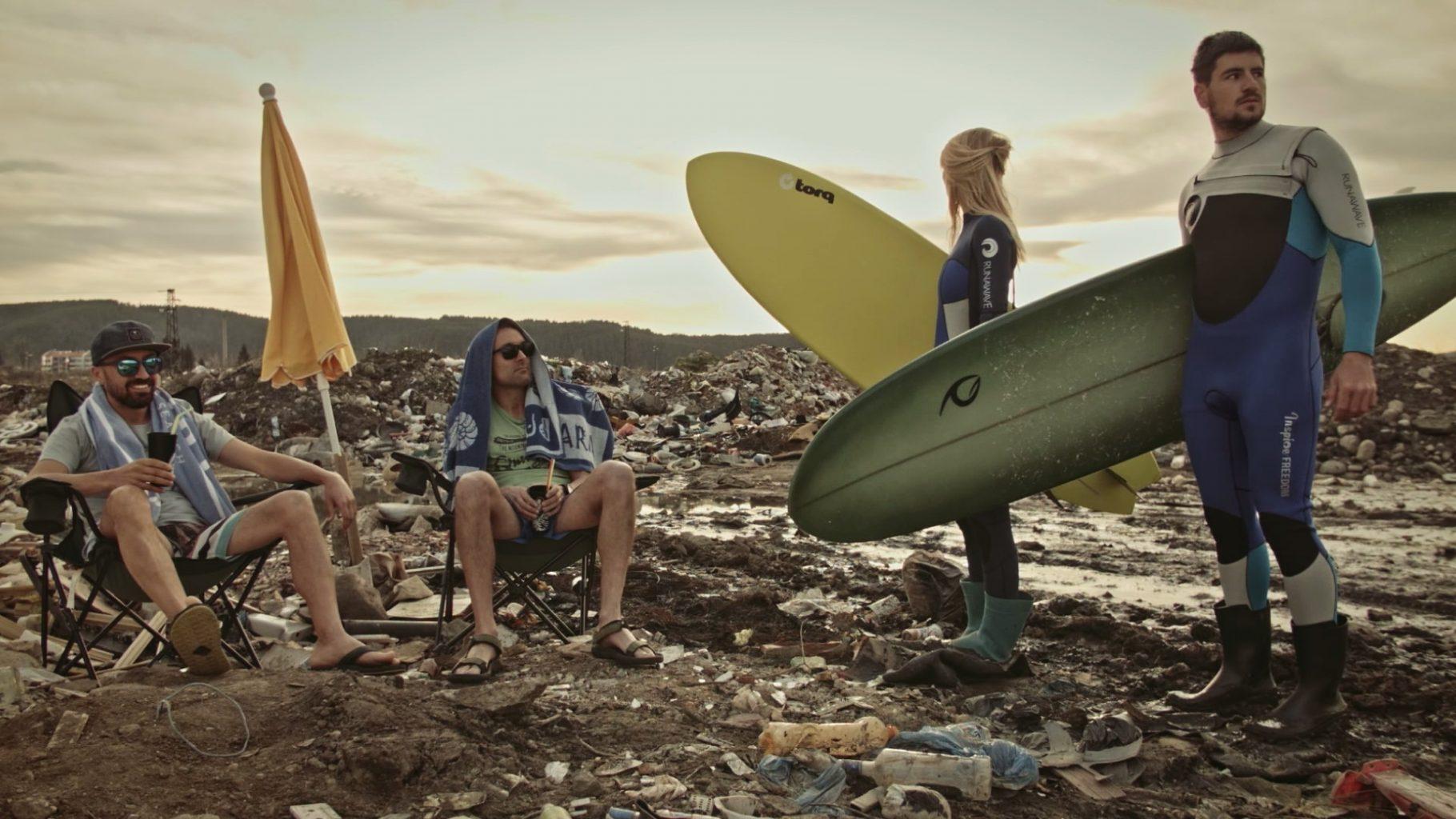 Благотворителна кампания PLASTIC FREE BLACK SEA