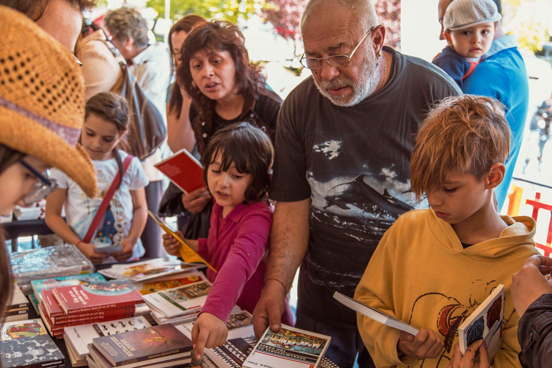 """За първа година ще има и електронна книжарница  в """"Книги за смет"""""""