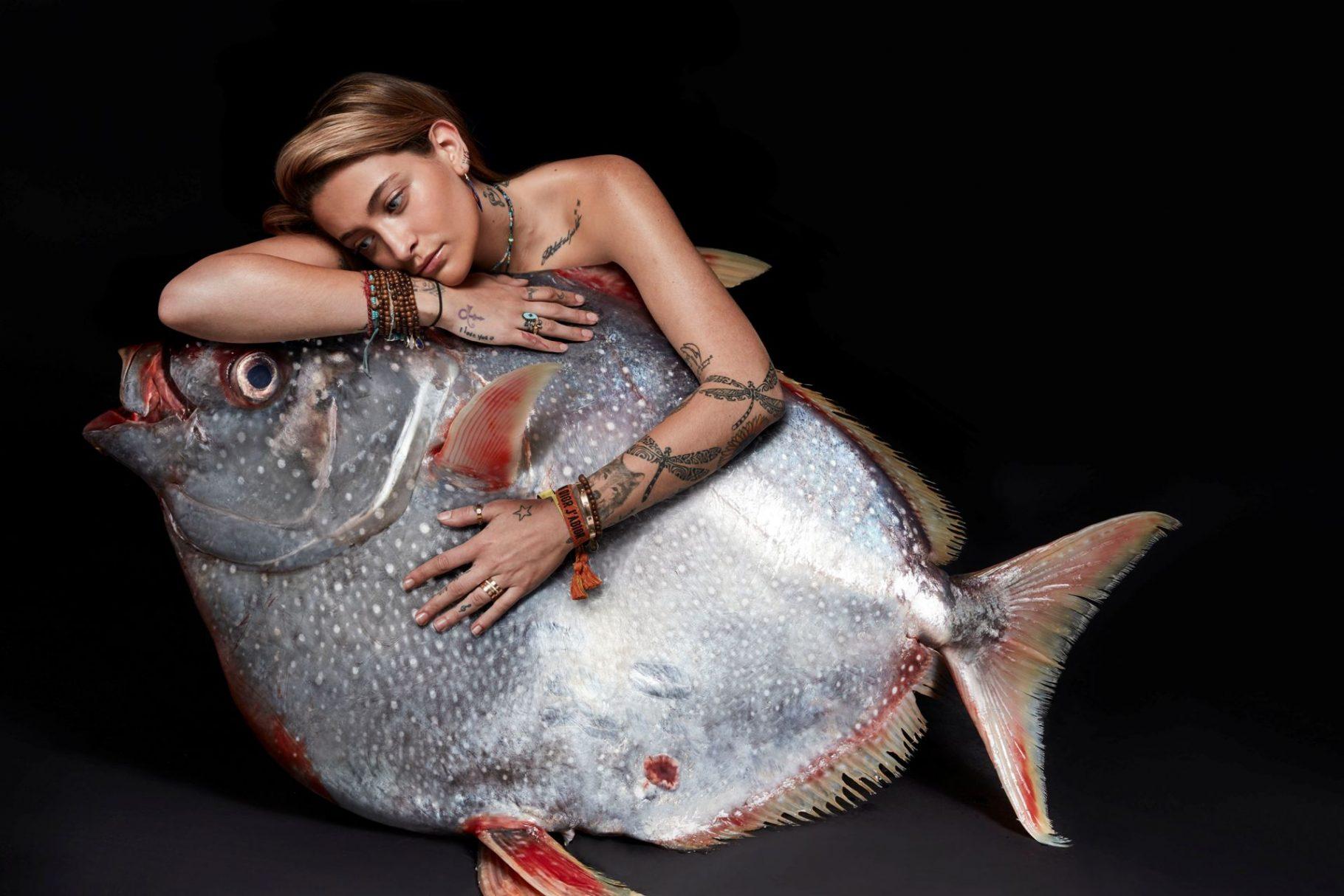 Създателят на проекта FISH LOVE идва за първи път в България