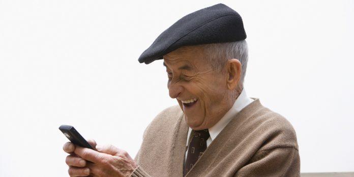 Курс за пенсионери: Смартфон фотография